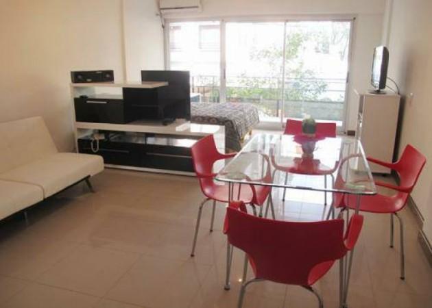 Alquiler Temporario Monoambiente, Santa Fe 4001, Palermo